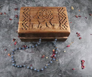 Dream Catcher Wooden box