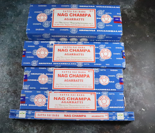 Nag Champa Incense