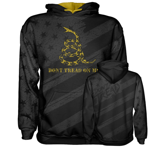 Don't Tread On Me Hoodie - Country America