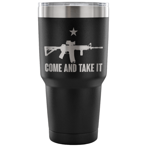 Come and Take It Tumbler