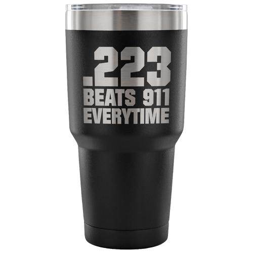 .223 Beats 911 Everytime