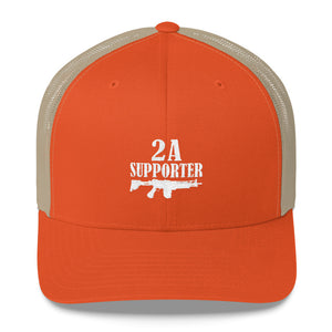 2nd Amendment Trucker Cap - Country America