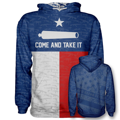Come and Take It Hoodie - Country America
