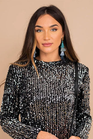 black-sequin-dress