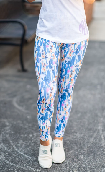paint splash pants