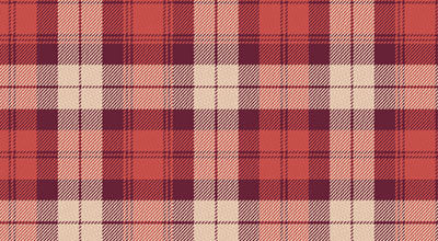 Wine Plaid