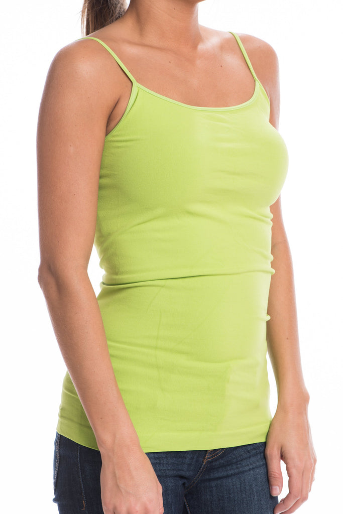 Conceal'n Lime Green Cami