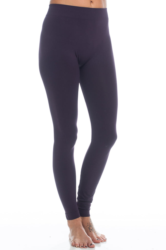 Lovable Leggings Long, Purple