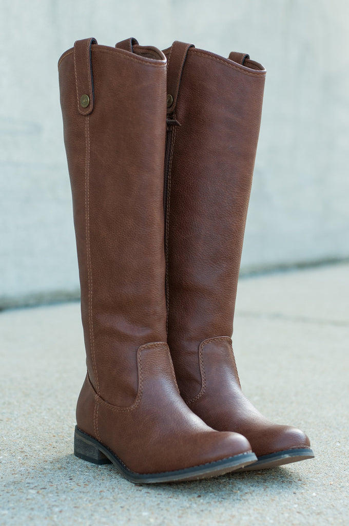 The Carolina Boot, Tan