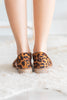 flats, shoes, leopard shoes, leopard flats, leopard print shoes, brown flats, fall flats, brown leopard print flats