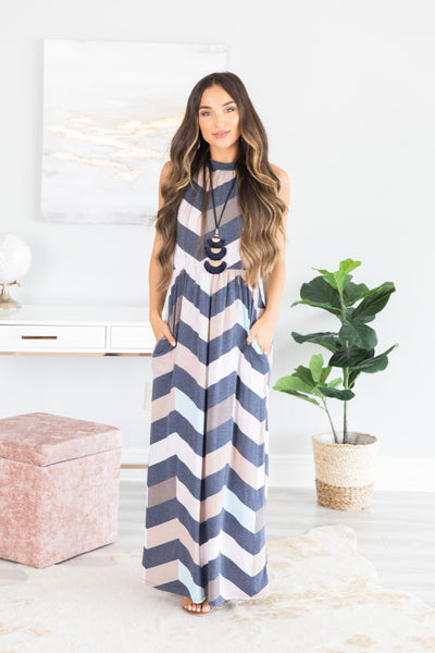 53342c04c19 Always Up To Something Maxi Dress, Mint