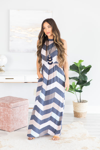 ff44ca23e5d Always Up To Something Maxi Dress, Mint