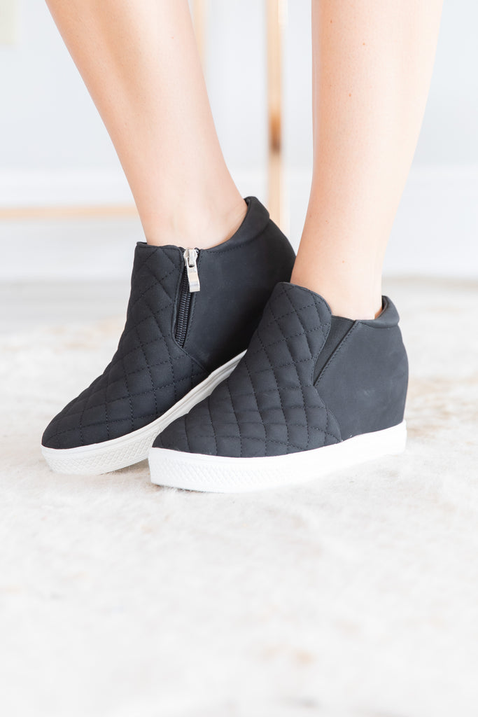 Want Sneakers Anything Wedge You Black T1JcFKl