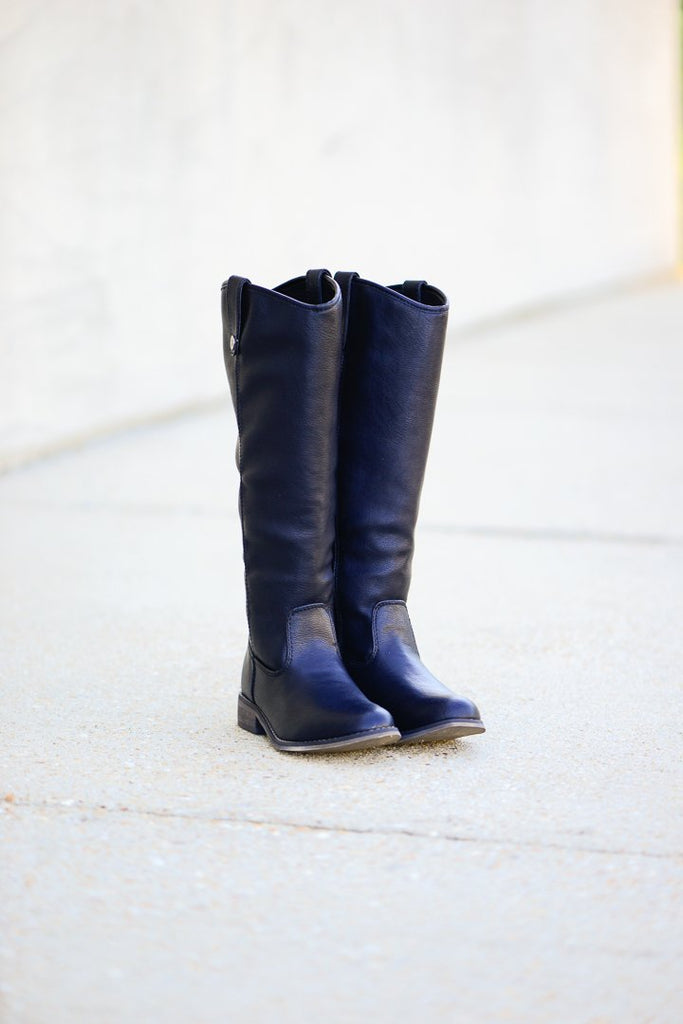 The Carolina Boot, Black