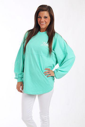 The Mint Spirit Jersey, Mint