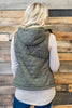 Urban Safari Vest, Olive