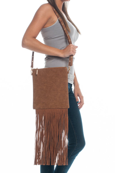 The Outlaw Purse, Tan