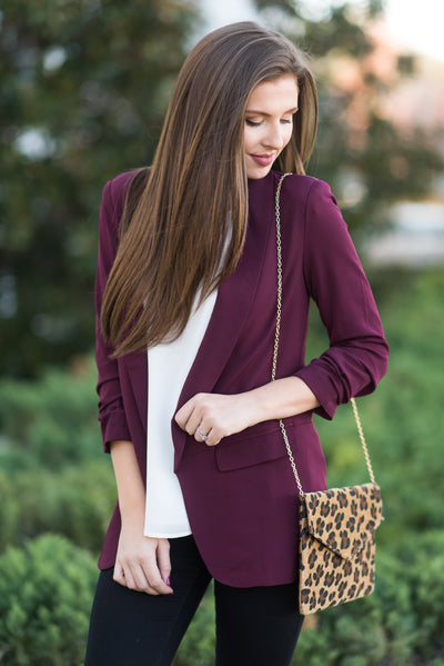 The Smartie Blazer, Wine