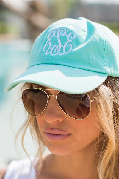 On The Go Hat, Mint