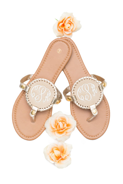 Mix And Always Match Sandals, Tan