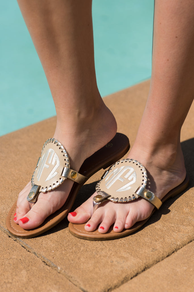 Mix And Always Match Tan Brown Sandals