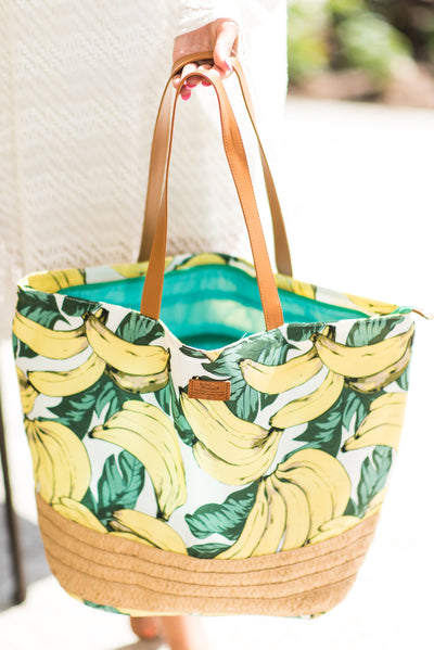 So Appealing Tote, Yellow