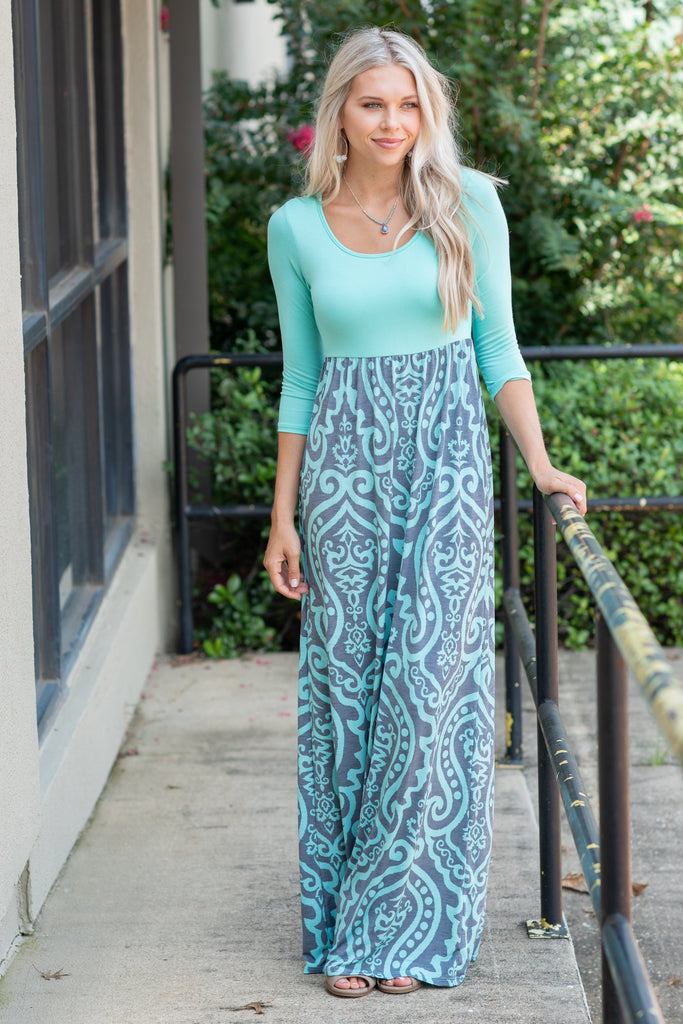 2f9fc3973cb Never Too Busy Maxi Dress