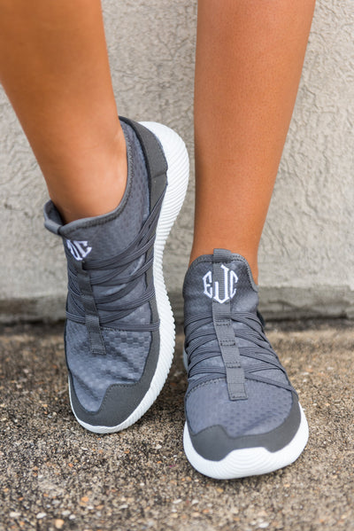 Aim To Be Active Sneakers, Matte Gray