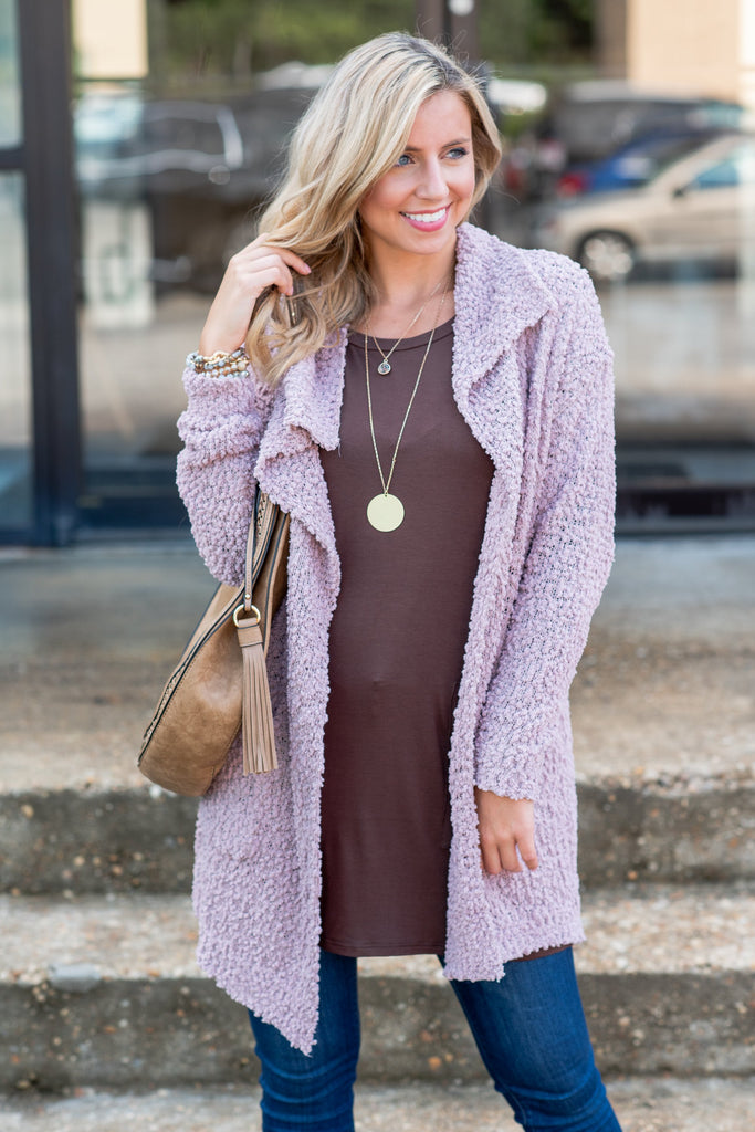 Medley In Love Tunic, Brown