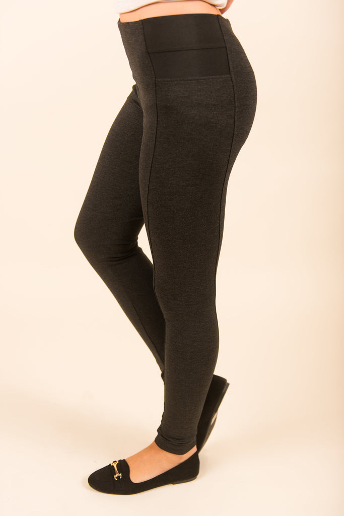 The Katie Pants, Charcoal