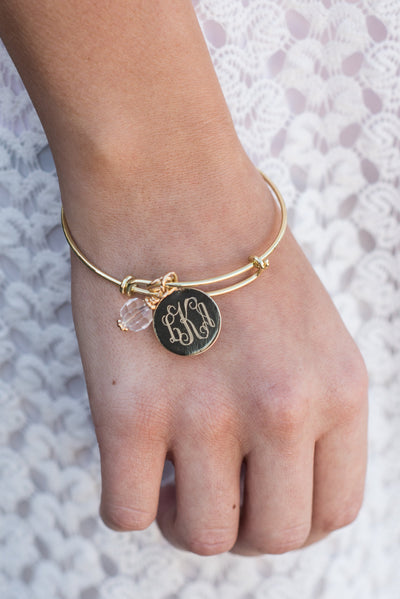 Simply Charming Bracelet, Gold