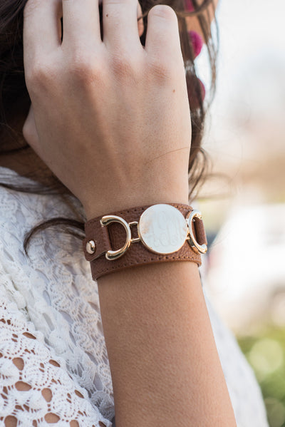 Feeling Rad Bracelet, Tan