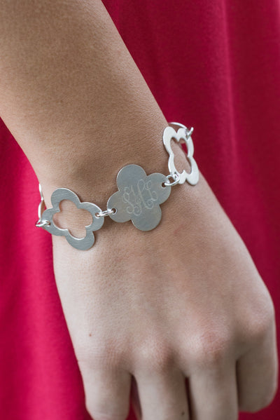 Just For Luck Bracelet, Silver