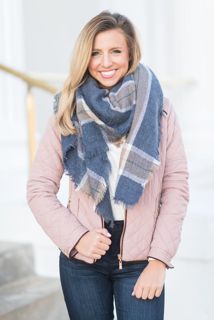 City Streets Jacket, Blush