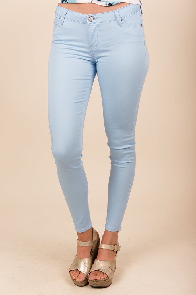 In The Know Skinny Jeans, Blue Bell