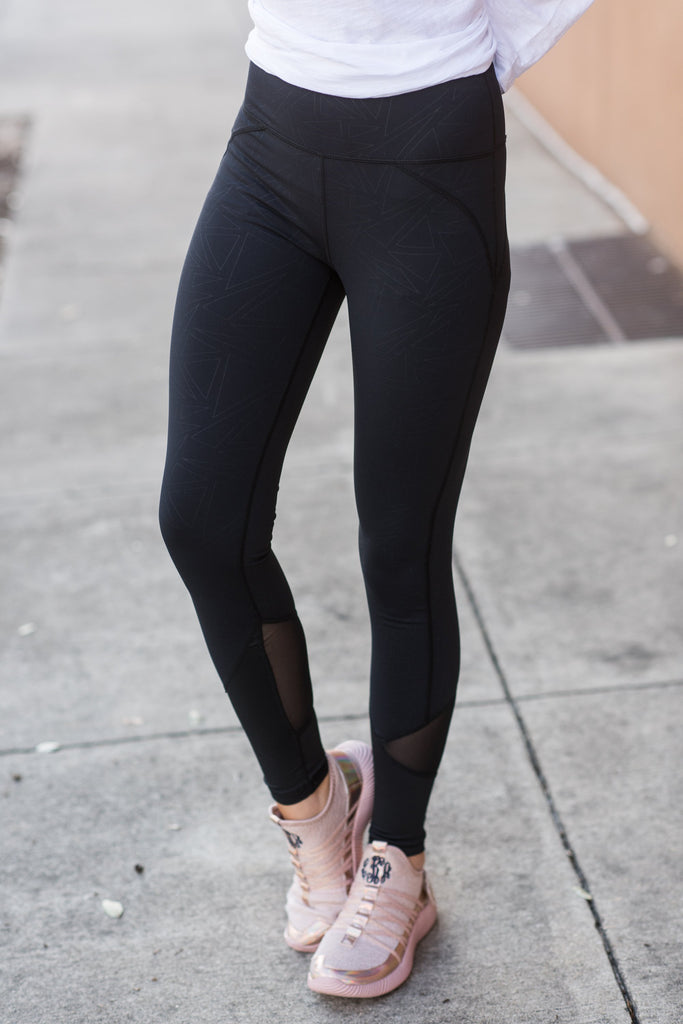 Get Fit Leggings, Black