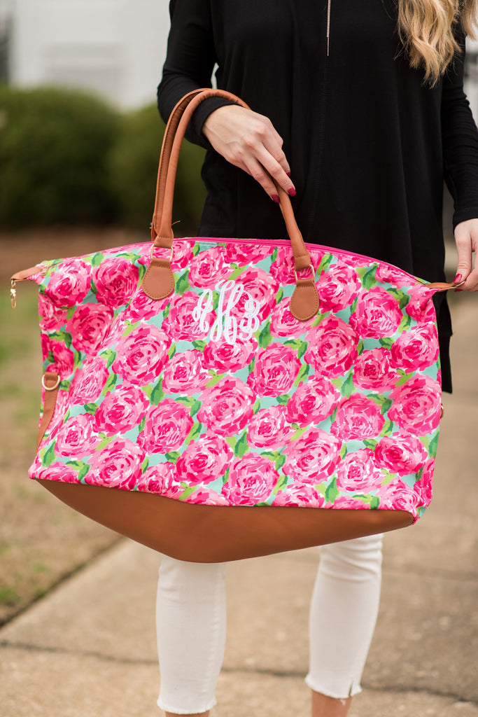 Fun Getaways Bag, Rose Garden