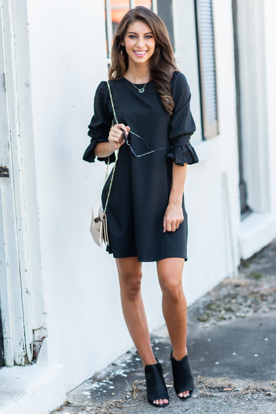 This is Happening Dress, Black