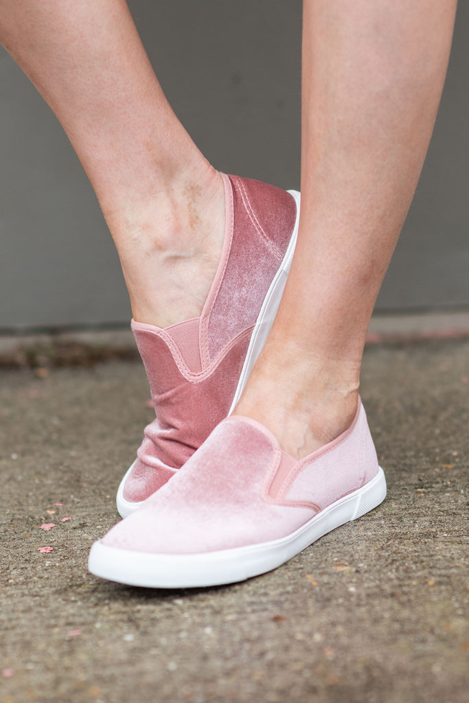 The Marti Sneakers, Blush