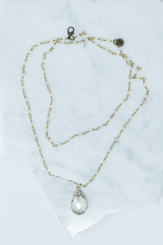 Raw & Rebellious: Wedding Bells Necklace