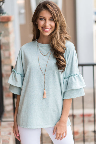 The Limitless Top, Blue