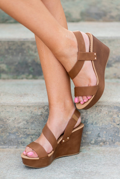 Kiss And Tell Wedges, Cognac