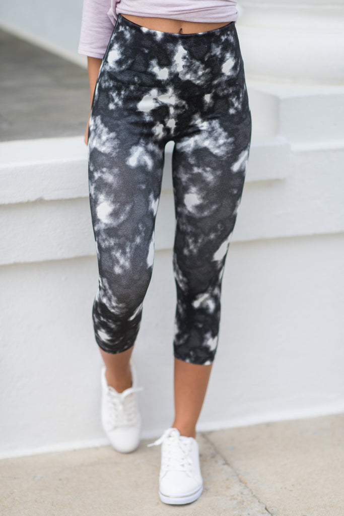 On Cloud Nine Leggings, Black