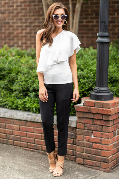 The It Girl Pants, Black