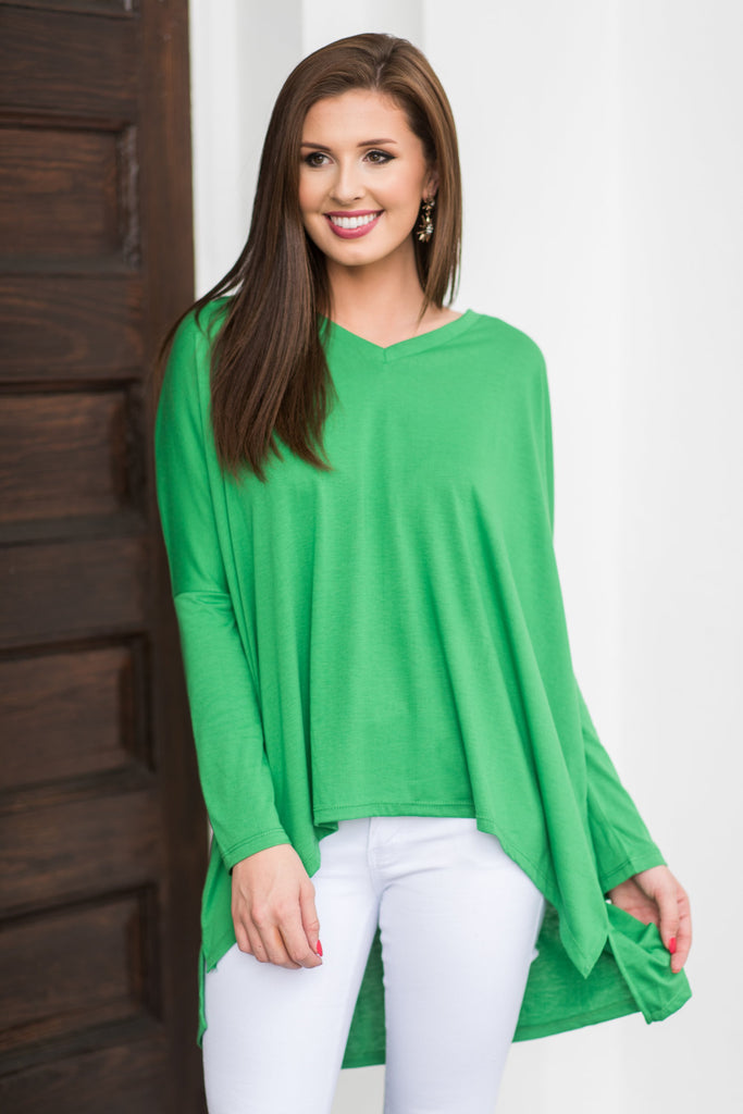 Bold Is Love Top, Grass