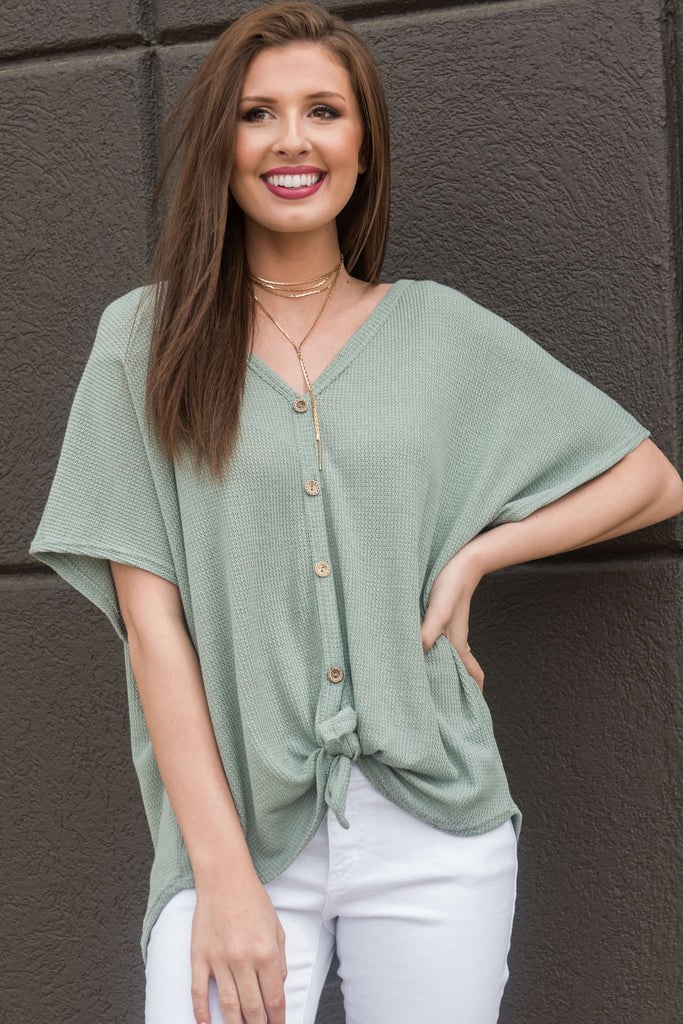 Best Of The Best Top, Sage