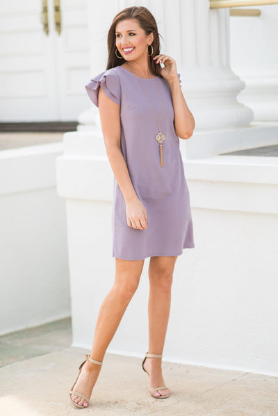 Beauty Bound Dress, Lavender