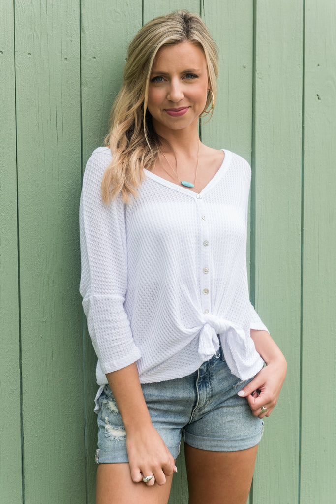 Always My Favorite Top, Ivory