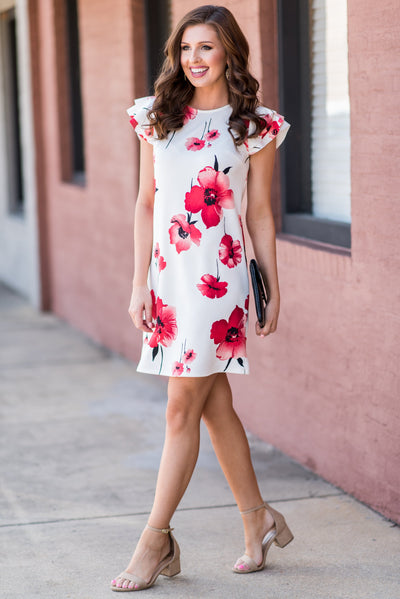 Known Beauty Dress, Red