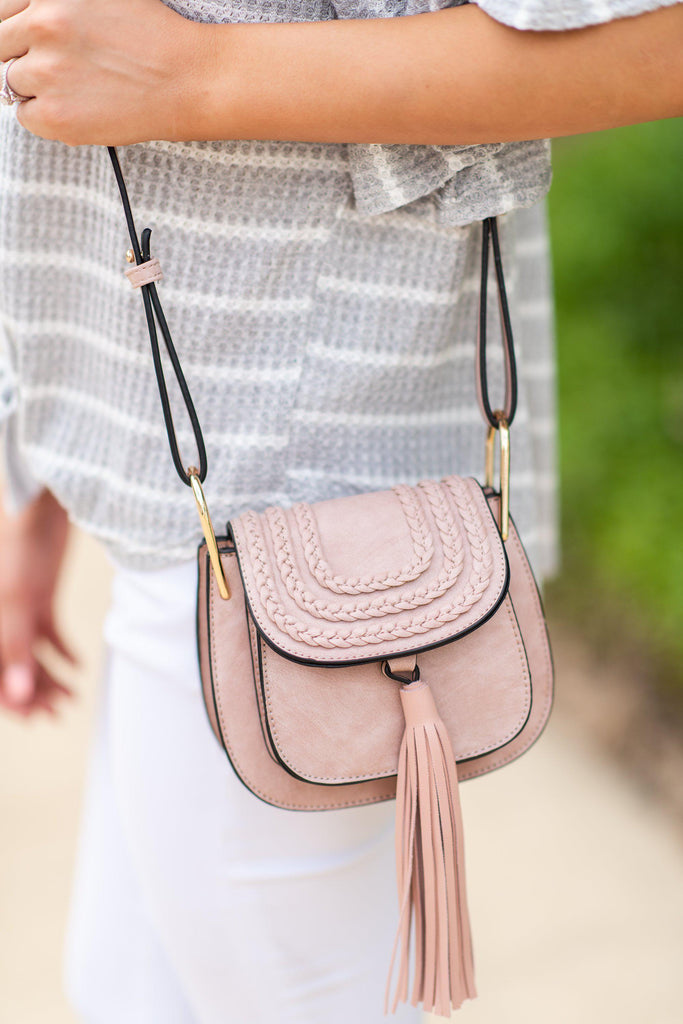 Let's Go Out Purse, Blush